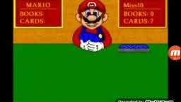 Mario Refuses To Go Fish and Beatboxes Instead