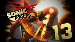 Lets Play Sonic Forces [Switch] Part 13 - Der falsche Shadow