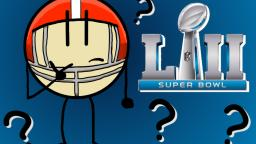 Derp Predicts the SuperBowl LII
