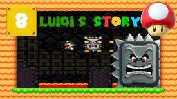 Lets Play Luigis Story [SMW-Hack] Part 8 - Spaß mit den Thwomps