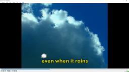 Every Cloud has a Silver Lining