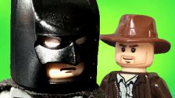 Lego Batman - Indiana Jones Movie