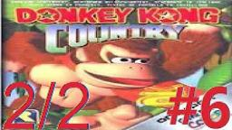 Lets Play Donkey Kong Country (GBC) (101% Deutsch) - Teil 6 Eiszeit in der Allee! (2/2)
