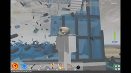 ROBLOX HQ DESTRUCTION!