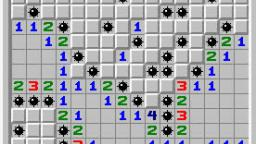 Being a loser at Minesweeper