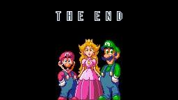 Super Mario World ENDING CREDITS!
