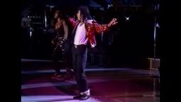Michael Jackson - Beat It live Bad Tour in Yokohama 1987