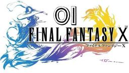 Let s Play Final Fantasy 10 #01