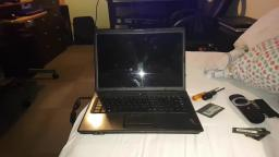 Bought more cheap laptops a Compaq Presario C700 & dell latitude d610
