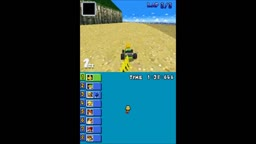 Mario Kart DS N64 Circuit Cup Name Graphics and N64 Koopa Troopa Beach Revisit