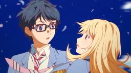 Why Your Lie in April is the BEST Romance Anime (Just kidding this is a troll)
