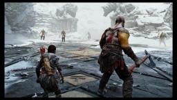 My God of War 2018 Random Gameplay Part 2 : Axe Of Glory (On My TheVideoGamer64 Channel)