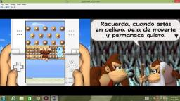 Donkey Kong Jungle Climber Parte 9 Español ds