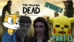 The Walking Dead |Part|13 Wat The Hell lilly!