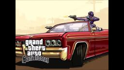 Loquendo GTA SAN ANDREAS ( el primer video de GTA de AleSonic99 con Carl Johnson CJ )