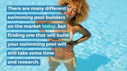 Why You Should Hire Swimming Pool Contractors