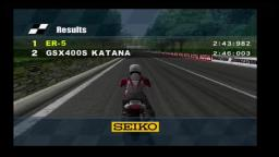 Riding Spirits II - Kawasaki ER-5 / Suzuki Katana 400 touge battle