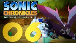 Lets Play Sonic Chronicles Part 6 - Brechen wir den Falken das Genick