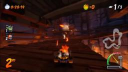 Crash Team Racing: Nitro Refueled - Komodo Joe - PS4 Gameplay