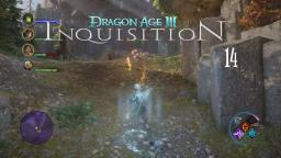 Let´s Play Dragon Age: Inquisition Part 14 (Deutsch) Abtrünnige und ein Wettrennen