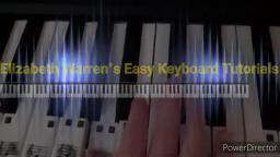 Elizabeth Warrens Easy Keyboard Tutorials -Feel Good Inc By The Gorillaz