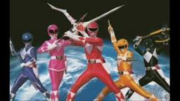 THE POWER RANGERS SAVE THE WORLD FROM COVID-19