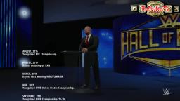 WWE 2K16 MyCareer Mode Special Episode - The Hall of Fame Ceremony