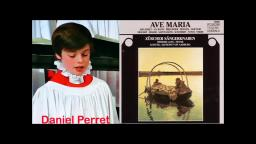 Daniel Perret - Ave Maria (Schubert) [The Zurich Boys Choir]