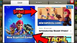 BRAWLSTARS - NEW GAME COMING OUT ANNOUNCED  BY SUPERCELL - Clash of Clans