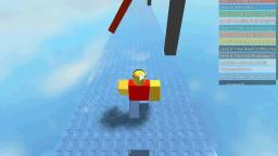 Playing Fleskhjertas OBBY in Roblox