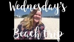 Wednesday beach adventure !