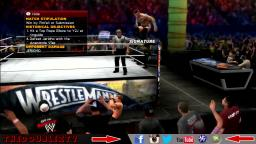 WWE 2K14 - 30 Years of Wrestlemania #42 - Best In The World