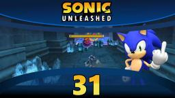 Lets Play Sonic Unleashed [Wii] (100%) Part 31 - Viel Spaß in Holoska ... NICHT