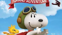 Opening to Snoopys Grand Adventure 2015 Wii U Game