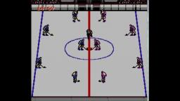 Blades of Steel - Game/Fight - NES Gameplay