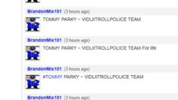 THE VTP TEAM ARE TRYING TO DESTROY THE EPIC ARMY
