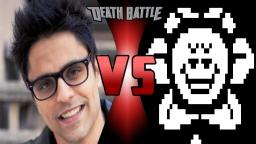 RAY WILLIAM JOHNSON VS FLOWEY [RAP BATTLE]