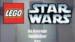 Lego Star Wars; An Average Death Star Day