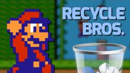 Recycle Bros. | Super Mario Bros. 2 animated parody
