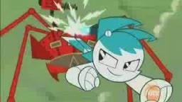 My Life as a Teenage Robot Opening (Japanese)