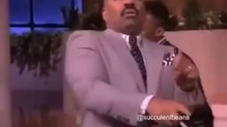 steve harvey and dr phil got the moves