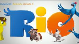 Digigex90s Reviews Episode 1: Rio 1
