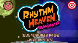 [Animation] Rhythm Heaven Reanimate Collab - Scene 40 Segment + Animation Process