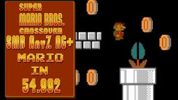 SMB.C SMB Any% NG+ Mario in 54.992