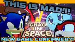 Chao In Space The Official Animation REACTION!