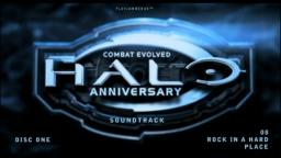 Halo Anniversary [Soundtrack] - Disc One - 08 - Rock In A Hard Place