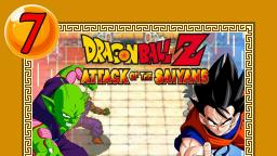 Lets Play Dragonball Z Attack of the Saiyans Part 7 - Son Goku gegen Piccolo