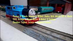 Tales From Sodors Railways S1 Ep1 Buffer Bashing