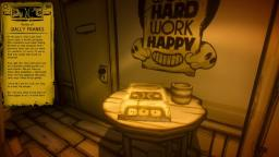 CD-I King and Link plays Bendy and the ink machine chapter 1