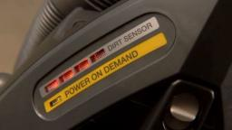 Panasonic Power-On-Demand Vacuum Commercial
